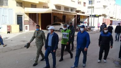 صورة فاس..تحرير الملك العمومي بين الإستدامة وظرفية كورونا بحي المسيرة
