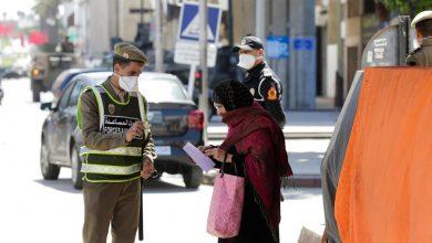 """صورة سلطات بن جرير تفرض تدابير احترازية مشددة لمنع انتشار """"كورونا"""""""