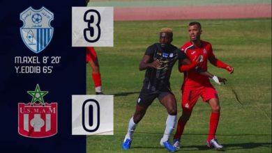 صورة في ثاني مباراة ودية .. إتحاد آيت ملول يسقط امام إتحاد طنجة