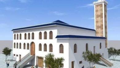 صورة بناء مسجد بالݣرݣرات