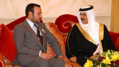 صورة بلاغ للديوان الملكي صاحب الجلالة يتلقى إتصال هاتفي من اخيه عاهل البحرين