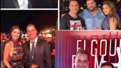 صورة إنذار لنقابة المهن التمثيلية لوقف ممثلين التقطوا صورًا مع فنان إسرائيلي ، أبرزهم هنيدي ودرة وأمينة خليل