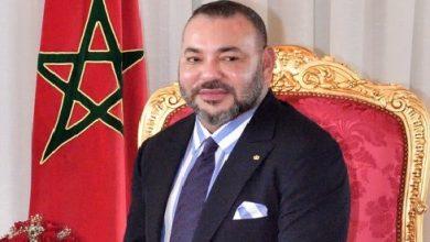 صورة بلاغ عاجل للديوان الملكي حول قضية الصحراء المغربية